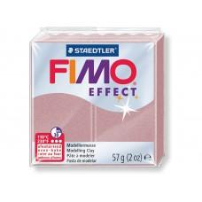 Fimo Effect 57 г, цвет: перламутровая розовая