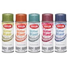 Аэрозольная краска Krulon «Glitter Blast TM», 163 гр.