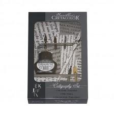 Cretacolor набор для каллиграфии, состоящий из 7 предметов