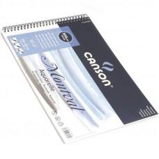 Canson Альбом для акварели Монваль 300 г/м, Фин, 24х32 см,12 л.