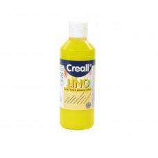 Краска для линогравюры Creall-Lino 250 мл. желтый