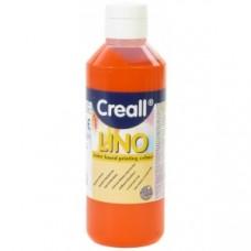Краска для линогравюры Creall-Lino 250 мл. оранжевый
