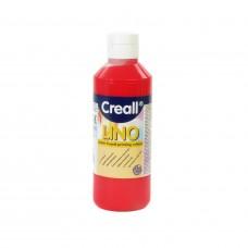 Краска для линогравюры Creall-Lino 250 мл. красный светлый