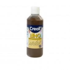 Краска для линогравюры Creall-Lino 250 мл. коричневый