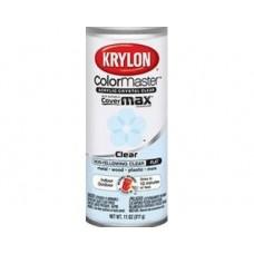 Krylon. Защитный лак в аэрозоли Colormaster Crystal Clear 311 г.