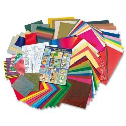 Бумага для детского творчества