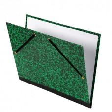 Canson. Папка для бумаг Carton a Dessin Studio, цвет зеленый, 37х52 см.