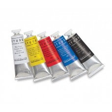 Sennelier. Набор масляных красок Etude в картонной упаковке, 5х34 мл