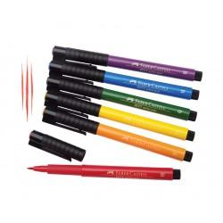 Линеры и капиллярные ручки