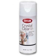 Krylon лак защитный Acrylic Crystal Clear бесцветный гланцевый