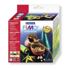 Fimo Air Папье-маше 2х100 грамм в картонной коробке