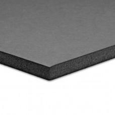 Пенокартон Foamboard 5 мм. All-Black 497г/м2, 70х100 см.