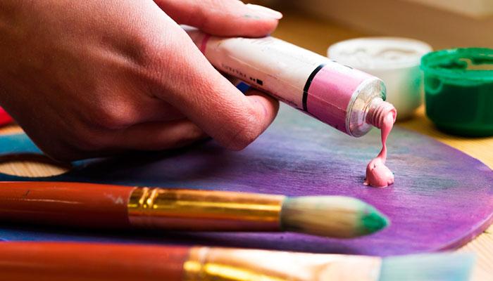 Акриловые краски купить