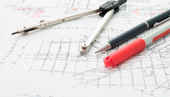Инструменты для выполнения чертежей