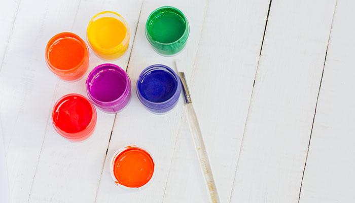 Краски гуашевые художественные