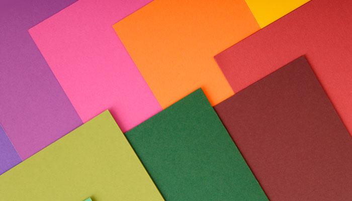 Цветной картон СПб