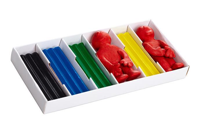 Купить пластилин для детей
